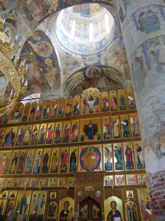 Храм Макарьевского монастыря