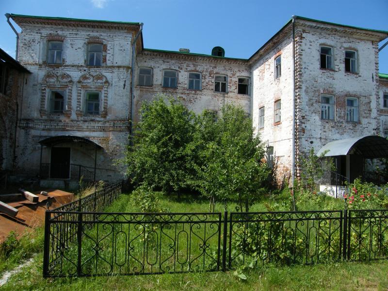 Макарьевский монастырь.