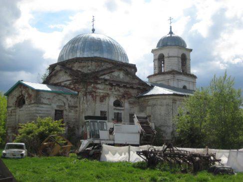 Храм в Моисеевке