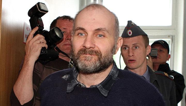 Некрополист Анатолий Москвин