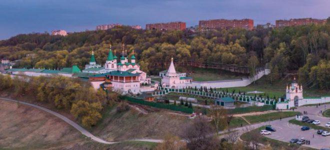 Печерский монастырь
