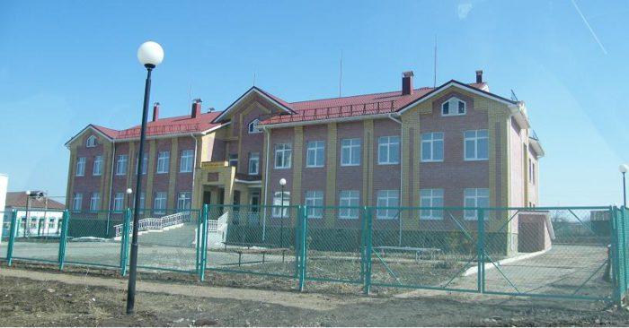 Фото Пожарской школы