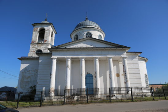 Пожарская церковь во имя Николая Чудотворца