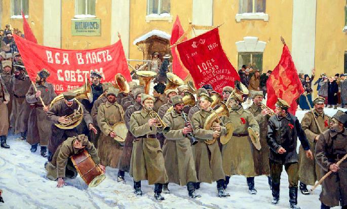 Революция в Сергаче