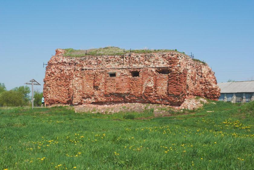 Храм Успения Пресвятой Богородицы в селе Сарга Больше-Болдинского района