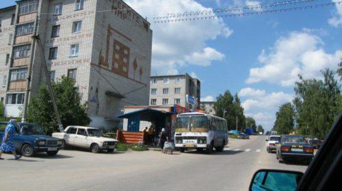 Сергач, улица Свердлова