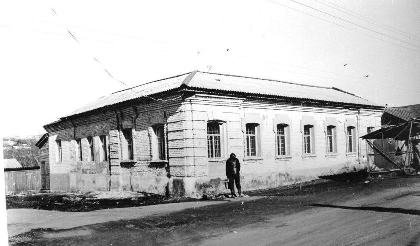 Здание школы № 18