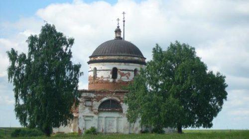 Храм села Старинское