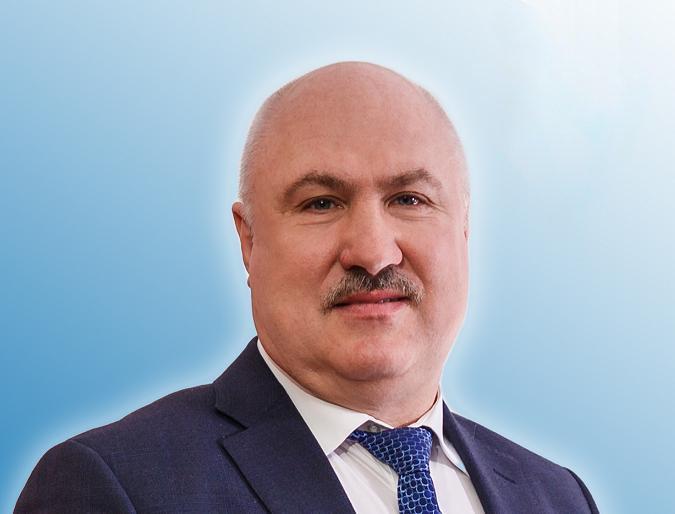 Глава местного самоуправления, председатель земского собрания Сергачского муниципального района Нижегородской области Николай Михайлович Субботин