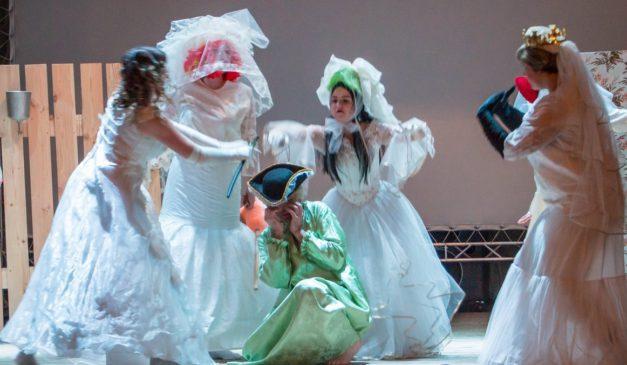Театр в Сергаче - фото