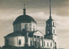 Храм во имя Великомученика Димитрия Солунского в Толбе