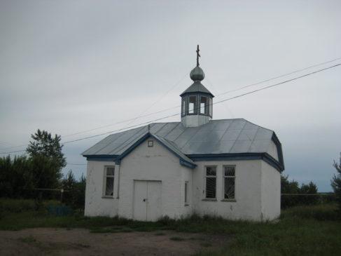 Ушаковская церковь